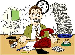 stress work